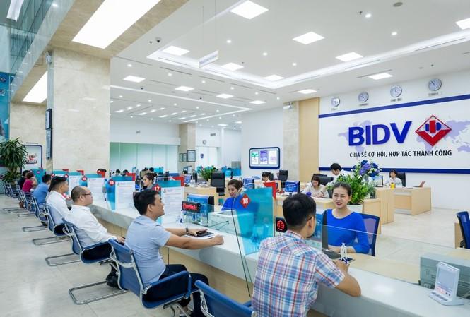 Hoàn tất trả cổ tức 14%, BIDV khẳng định năng lực tài chính vững mạnh