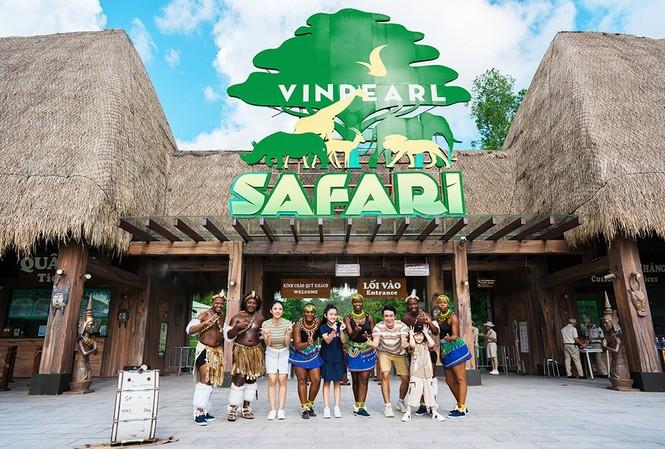 """Vinpearl Safari là một trong những điểm checkin """"phải đến"""" tại Phú Quốc – nguồn Vinpearl"""