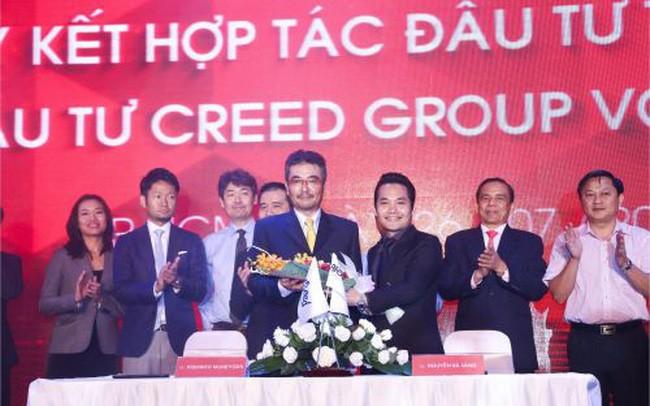 Thương vụ hợp tác giữa Creed Group và An Gia Group là một bước đột phá mới trên thị trường bất động sản, tạo tiền đề vững chắc để An Gia khẳng định vị thế