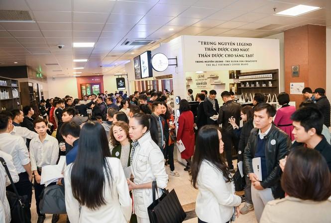 Sự khác biệt – đặc biệt – duy nhất của Trung Nguyên E-Coffee đã tạo nên làn sóng bùng nổ nhượng quyền trên toàn quốc