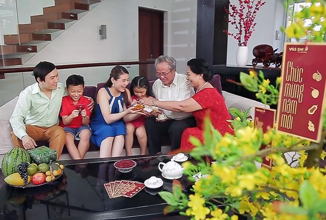 Gợi ý quà tặng ý nghĩa cho gia đình trong dịp Tết đến