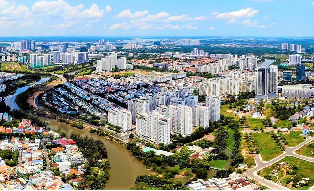 Thị trường bất động sản khu Nam TP.HCM được kỳ vọng