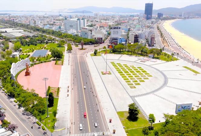 Hạ tầng thành phố Quy Nhơn đang thay đổi từng ngày