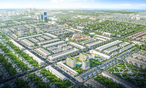 Hậu Giang: Bất động sản Vị Thanh đang 'hút mạnh' dòng tiền đầu tư dịp cuối năm
