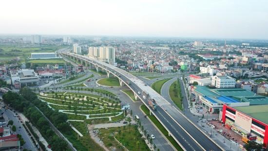 Quận Long Biên đang trên đà quy hoạch trở thành trung tâm văn hóa - kinh tế - xã hội mới của Thủ đô