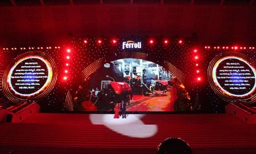 Công ty CP Tiền Phong tổ chức thành công kỷ niệm 15 năm thành lập Ferroli Asean