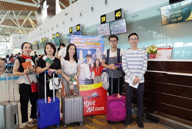 Đà Nẵng đón loạt 3 đường bay quốc tế mới tới Đài Bắc, Singapore và Hồng Kông