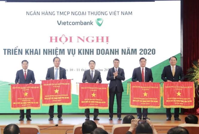 Kết quả hoạt động kinh doanh của Vietcombank năm 2019