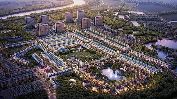 Khu đô thị Kosy City Beat Thai Nguyen được phát triển bởi Tập đoàn Kosy