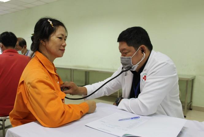 VWS chăm lo chu đáo sức khỏe và đời sống người lao động