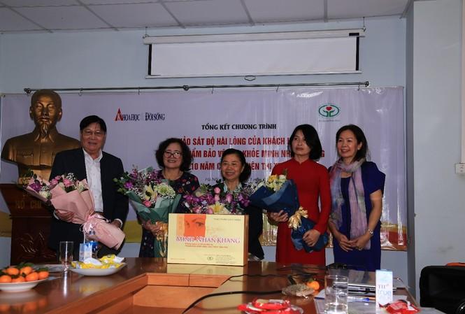 Đồng hành cùng chương trình khảo sát và công ty CP Trung Mỹ