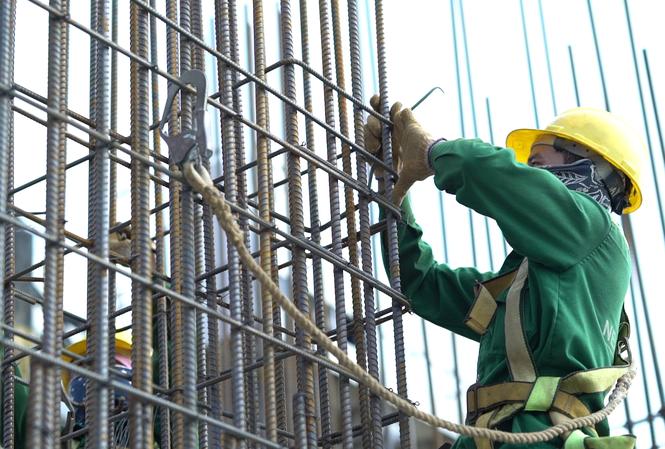 Hội thi thợ giỏi ngành xây dựng Việt Nam 2020: Nâng cao vị thế các nhà thầu xây dựng