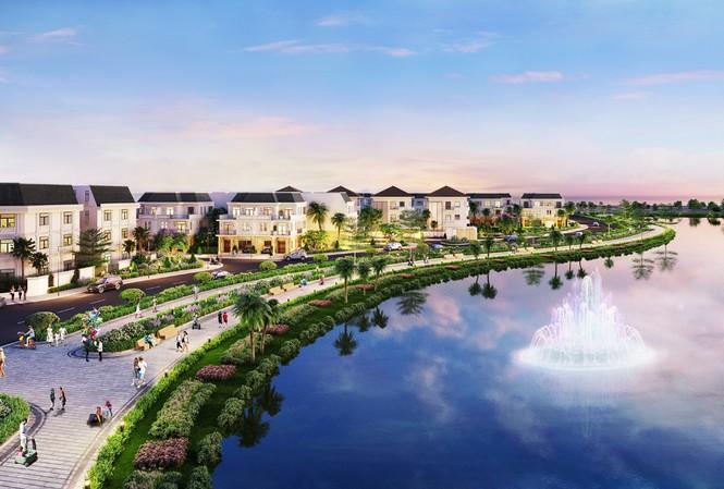 Những khu đô thị khép kín đa dạng tiện ích và giàu mảng xanh có nhiều lợi thế phát triển ở Vũng Tàu. Ảnh: Property X