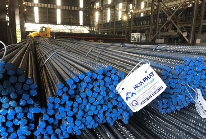 11 tháng, Hòa Phát đạt trên 3 triệu tấn thép xây dựng thành phẩm, tăng 23,7% so với cùng kỳ năm trước