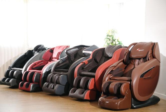 Các dòng ghế massage tiên phong, cao cấp nhất của Elipsport