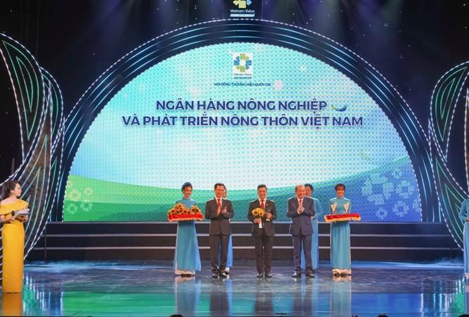 Agribank - Thương hiệu Quốc gia Việt Nam 2020