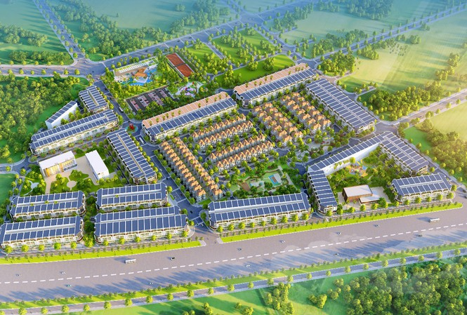 """Dương Kinh New City sở hữu vị trị """"tọa độ vàng"""" trên thị trường BĐS Hải Phòng"""