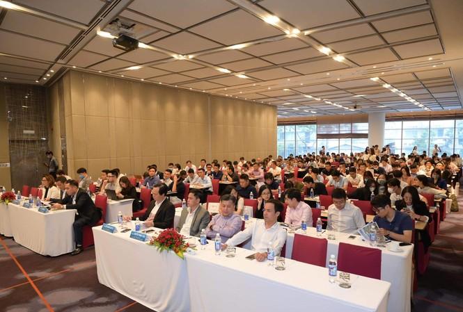 Phát Đạt tổ chức sự kiện 'PDR – Vươn tầm cao mới'