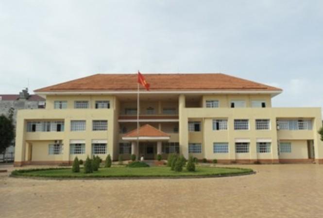 Trụ sở Sở Nông nghiệp và phát triển nông thôn Bình Phước