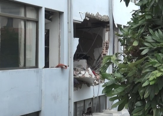 Vụ nổ ở trụ sở Cục Thuế tỉnh Bình Dương là khủng bố