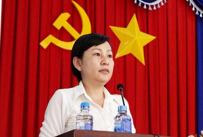 Bà Huỳnh Thị Hằng được giao tạm thời phụ trách UBND tỉnh Bình Phước