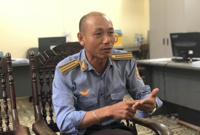 Lái tàu Ngô Văn Hoàng kể về áp lực khi điều khiển tàu qua khu vực đông người tụ tập