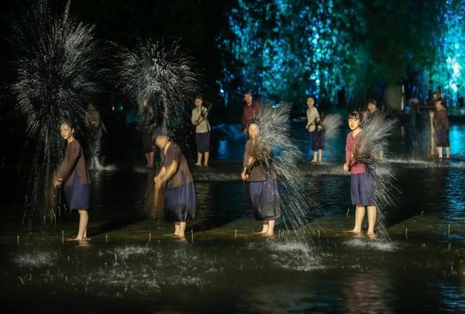 Tinh Hoa Bắc Bộ qui tụ 150 diễn viên nông dân địa phương