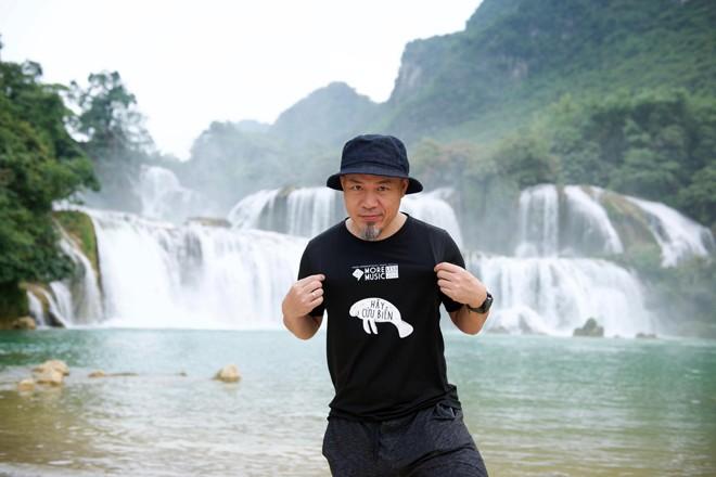 Huy Tuấn mời nghệ sĩ quốc tế 'Hò Dô'