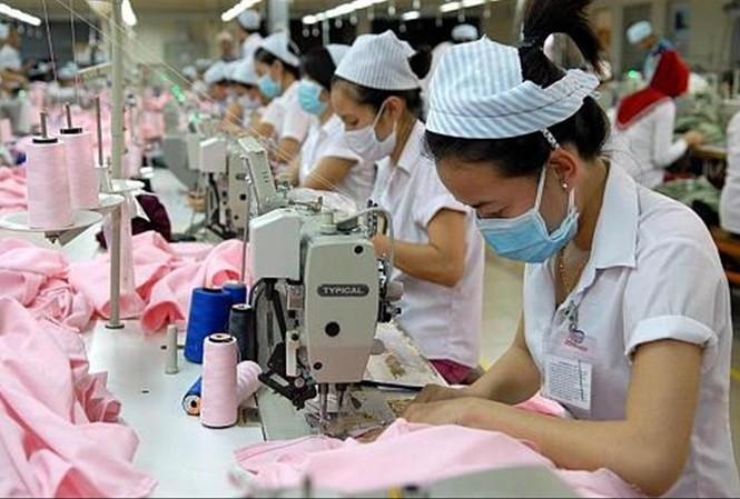 Tình trạng thiếu lao động của Việt Nam đang ở mức lo ngại