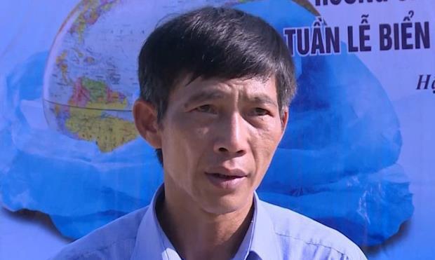 Ông Nguyễn Văn Long, nguyên phó chủ tịch UBND huyện Hậu Lộc