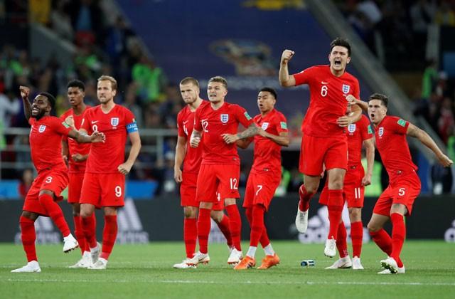 Vào tứ kết World Cup, tuyển Anh hay chứ không phải... may