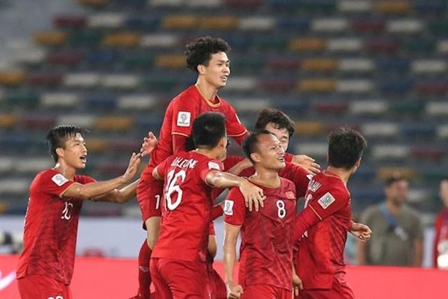Nhiều CĐV cho rằng đội tuyển Việt Nam sẽ đi tiếp.