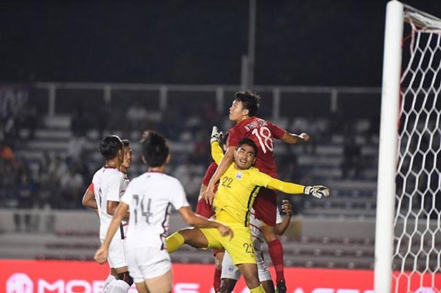 """U22 Việt Nam đang tràn đầy cơ hội """"mang vàng"""" SEA Games về cho đoàn thể thao Việt Nam."""