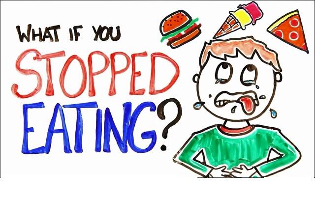Điều gì sẽ xảy ra nếu bạn nhịn ăn liên tục 70 ngày?