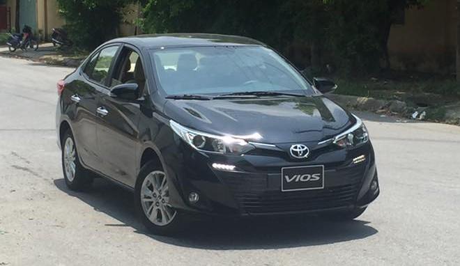 Toyota Vios 2018 lộ ảnh thực tế, giá có thể tăng 40 triệu đồng