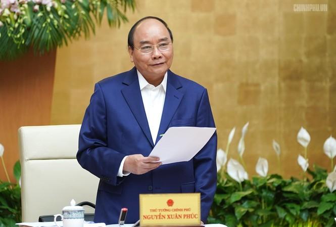 Thủ tướng Nguyễn Xuân Phúc yêu cầu xử lý nghiêm các vi phạm trong lĩnh vực giáo dụcẢnh: CTV