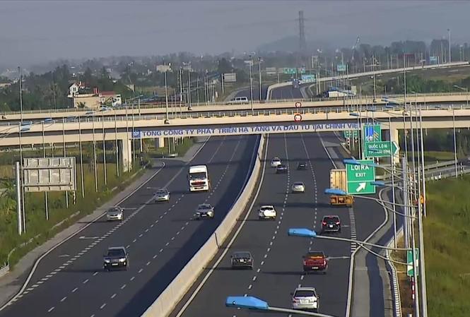 Đường nối đường cao tốc Hà Nội - Hải Phòng và Cầu Giẽ - Ninh Bình sử dụng tư vấn quốc tế với chi phí cao gấp 8,5 lần so với tư vấn trong nước...  Ảnh: Hồng Vĩnh