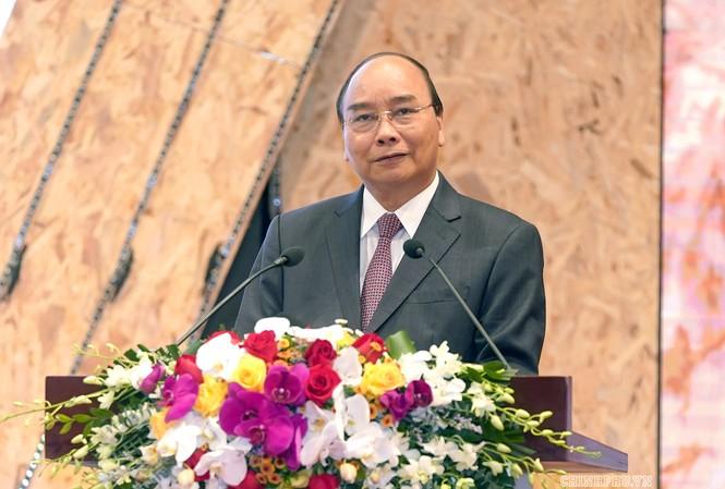 Thủ tướng phát biểu tại Diễn đàn