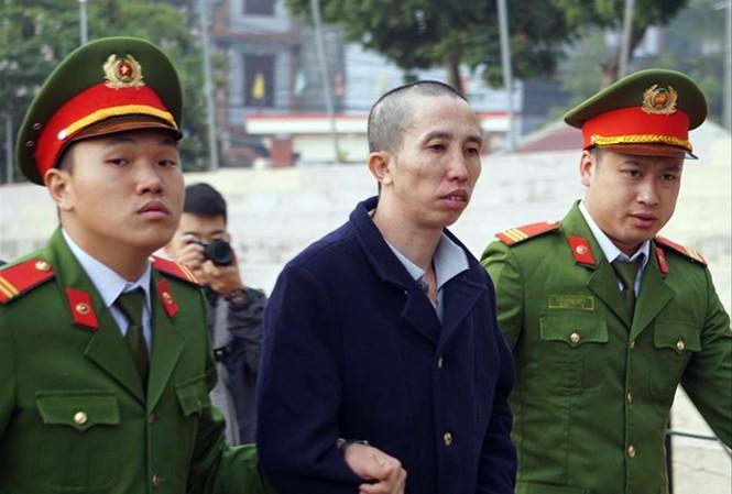 Bị cáo Bùi Văn Công và bị cáo Bùi Thị Kim ThuẢnh: Nguyễn Hoàn