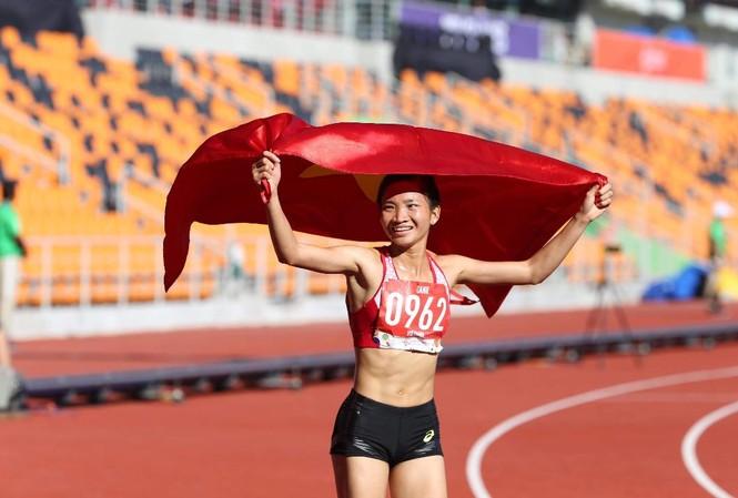 Bên cạnh Ánh Viên, Nguyễn Huy Hoàng và Nguyễn Thị Oanh cũng là những ứng viên sáng giá cho danh hiệu VĐV xuất sắc nhất năm 2019 ảnh: H.M
