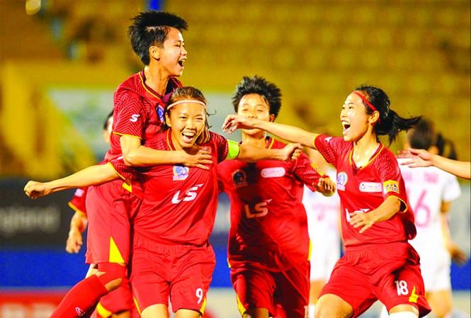 Tuyển nữ Việt Nam khẩn trương chuẩn bị cho SEA Games 31 với mục tiêu bảo vệ ngôi hậu