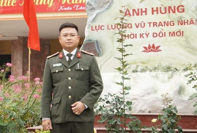 Đại úy công an chơi game một tuần để bắt trộm | Giới trẻ | Báo điện tử Tiền Phong