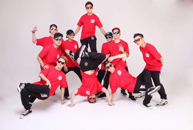 Nhóm nhảy M.B Crew Hàn Quốc sẽ trình diễn tại Hội An,
