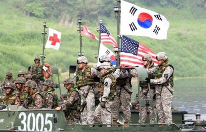 Mỹ cho rằng, Hàn Quốc là nước giàu và nên tăng đóng góp chi phí cho sự hiện diện của lính Mỹ tại nước này.