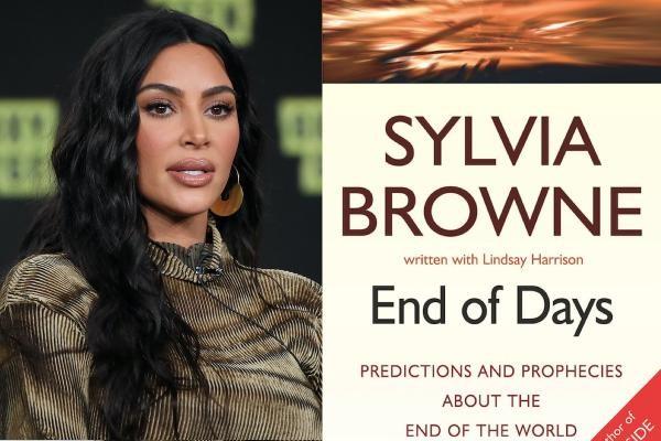 """Cuốn sách """"Những ngày tận thế"""" của nhà ngoại cảm Browne đã dự đoán đước dịch Covid-19."""