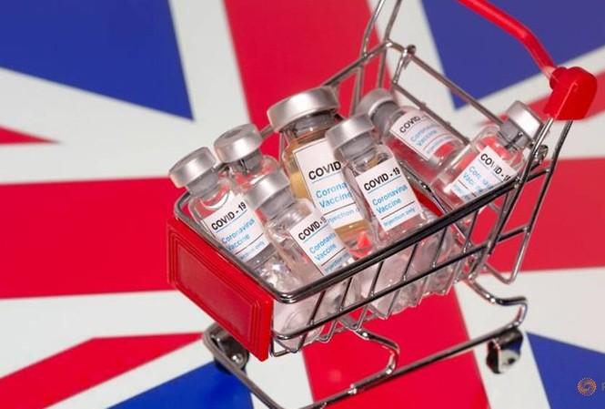 Từ đầu tuần sau, vắcxin COVID-19 của Anh sẽ có mặt trên thị trường.