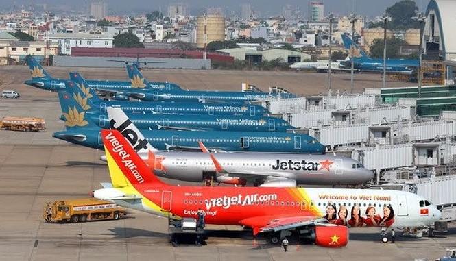 Tỷ lệ chuyến bay bị chậm, hủy của Việt Nam là trên 13%.