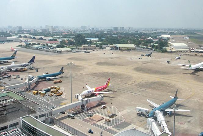 Tân Sơn Nhất và Long Thành sẽ là cụm cảng cho khu vực phát triển phía Nam