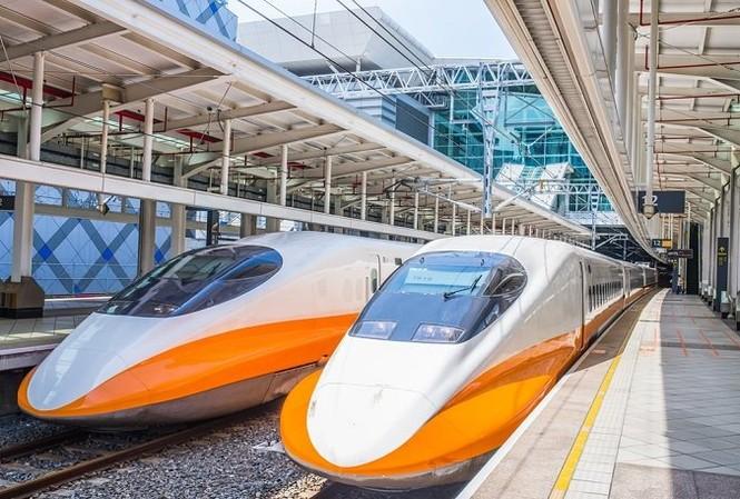 Bộ GTVT đề xuất đầu tư tuyến đường sắt tốc độ cao Bắc - Nam theo mô hình của Nhật Bản, Hàn Quốc. Ảnh minh họa.