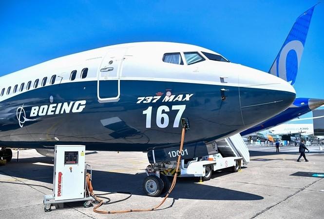 Hiện B737 Max vẫn bị cấm bay trên toàn cầu.